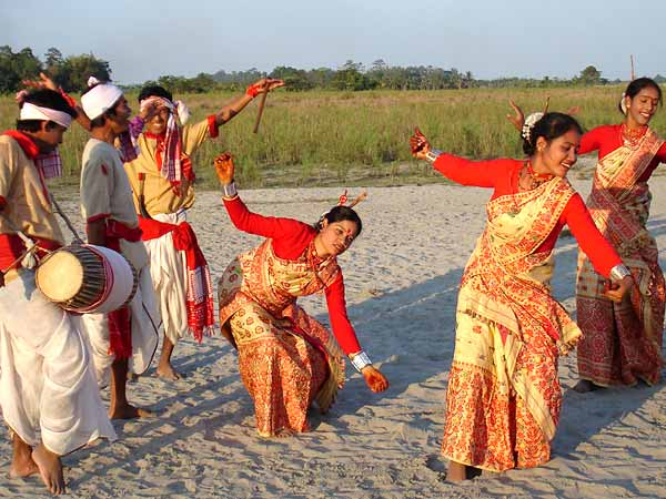 Folk Dances of North Eastern India, North Eastern Indian ...